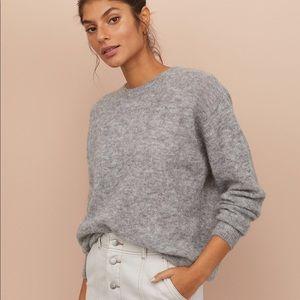 Angora Blend Sweater